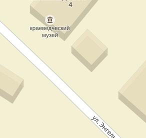 Калужская область, Таруса, улица Энгельса, 4