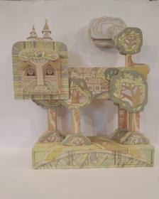 Каталог Ремесел, город Таруса, художник Пилипенко Сергей, скульптура (дерево/тонировка), В некотором царстве